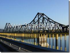 anghel saligny köprüsü cernavoda fetesti romanya