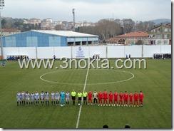 sarıyer çankırı belediyespor maçı yusuf ziya öniş stadyumu
