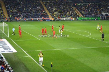 """Fenerbahçe Kayserispor maç notları_ """"34 ZS xxx ne yapmaya çalışıyorsun?"""""""