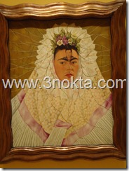 Tehuana kıyafeti ve Frida Kahlo
