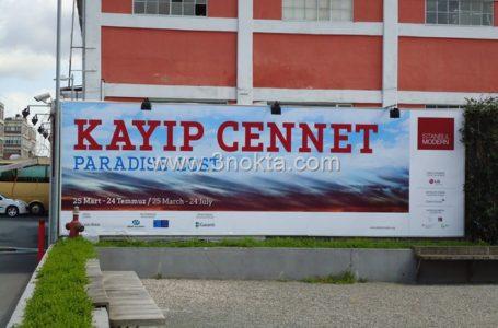 Kayıp Cennet sergisi, Istanbul Modern Sanat Müzesi