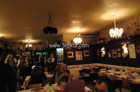 Zlatni Bokal Restaurant, Belgrad