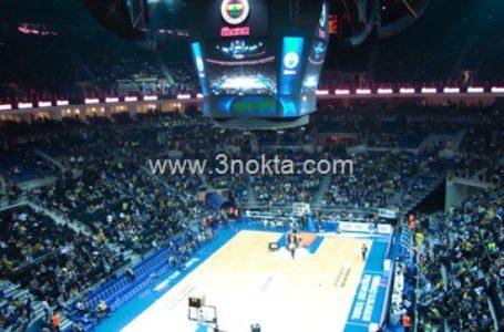 Fenerbahçe Ülker Spor Salonu Açıldı