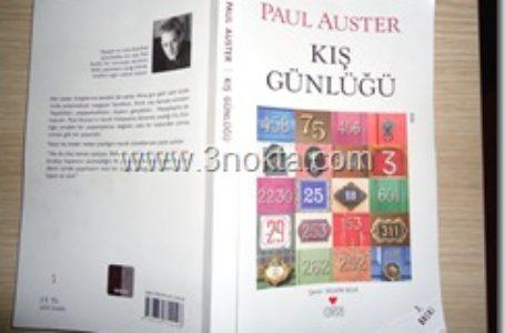 Kış Günlüğü, Paul Auster, Kitap-Yorum