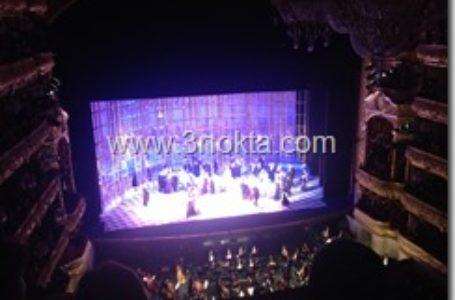 Moskova Balsoy Tiyatrosu, Verdi La Traviata