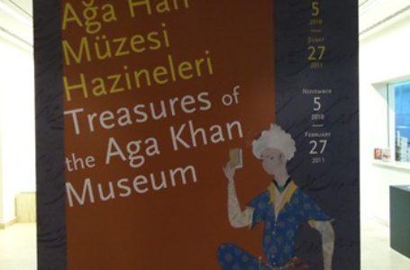 Ağa Han Müzesi Hazineleri sergisi, Sabancı Müzesi