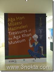 ağa han müzesi hazineleri sabancı müzesi