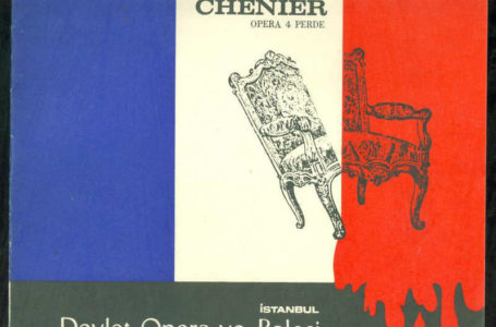 Andre Chenier ve Operası