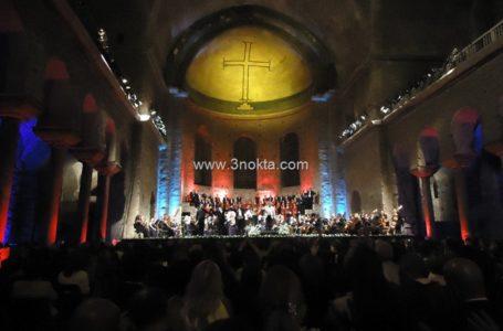 Istanbul Devlet Senfoni Orkestrası (IDSO) 2011-2012 sezon açılış konseri, Aya İrini