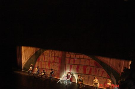 Bale, Jerome Robbins'e Ithaf (Opera Garnier)