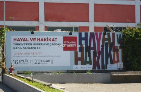 Hayal ve Hakikat, Türkiye'den Modern ve Çağdaş Kadın Sanatçılar sergisi, Istanbul Modern Sanat Müzesi