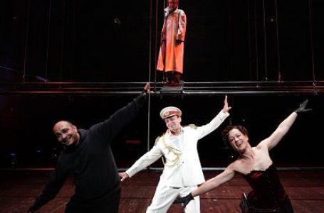 Tiyatro salonlarından, Intiharın Genel Provası, Dusan Kovacevic