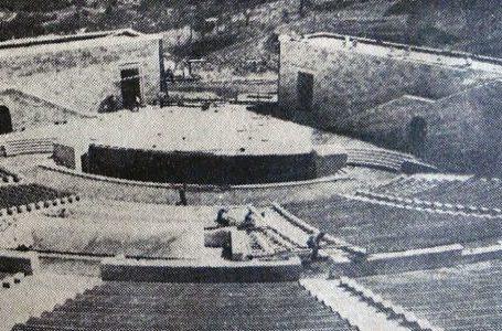 İstanbul Açık Hava Tiyatrosu'nda konserler başlıyor.