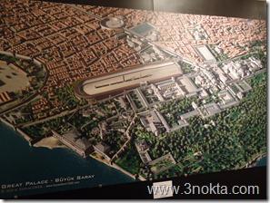 istanbul daki bizans sarayları sergisi arkeoloji müzesi büyük saray