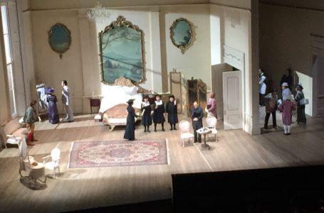 Tokyo Operası ve Der Rosenkavalier
