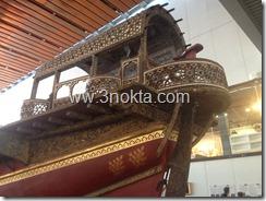 kadırga padişah kısmı istanbul deniz müzesi