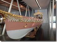 köşklü saltanat kayığı istanbul deniz müzesi