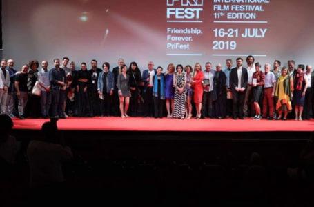 Kosova Film Festivali'nde, Türk Sanatçılara Ödül