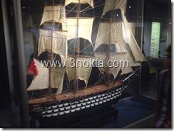 mahmudiye kalyonu kırım savaşı istanbul deniz müzesi
