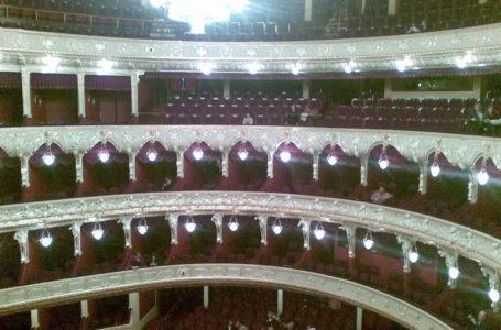 Odessa Opera Binası ve Rigoletto