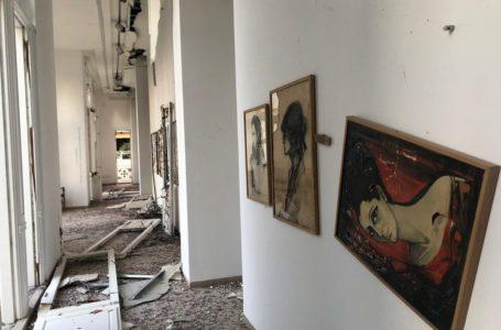 Beyrut Patlaması Sanatı da Vurdu