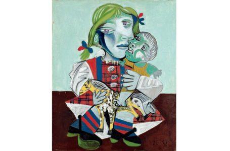 """""""Picasso ve Maya: Baba ve Kız"""" Kitabı Geliyor"""