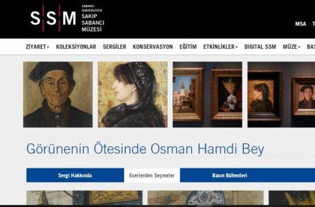 Osman Hamdi Bey  Sabancı Müzesi'nde