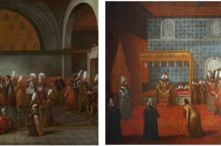 300 yıl önceki Osmanlı Sarayı'ndan fotoğraflar