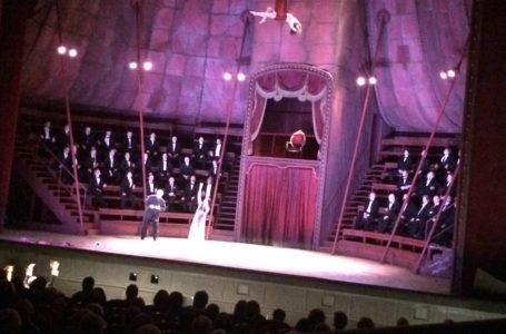 Moskova Bolsoy Rigoletto operası (Nisan 2015)