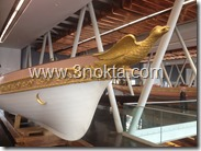 saltanat kayığı uç kısmı istanbul deniz müzesi
