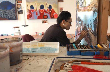 Pamela Sunstrum ve Zamanı Çizmek