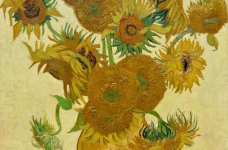 Van Gogh Çiçekleri de Karantinada