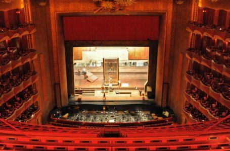 MET Metropolitan Opera ( Mayıs 2014)