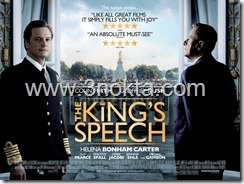 zoraki kral king's speech