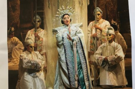 Sinemada Opera