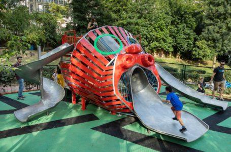 İstanbul Bienal'inden bir kaydırak hikayesi