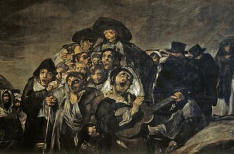 Meclis Baskını ve Goya