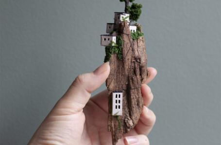 Dikey Minyatür Sanatı
