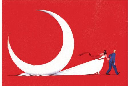 İllüstrasyon Ödülü Türk Evliliğine