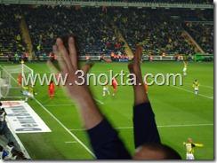 fenerbahçe kayserispor maçı 2. gol  geldi Lugano