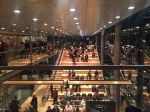 opera toronto four season glass stairs tosca