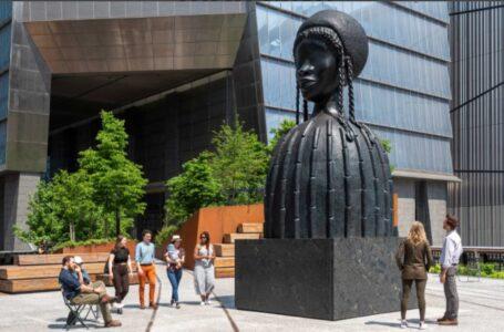 Venedik'e İlk Siyahi Kadın Sanatçı