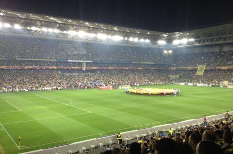 Fly High to Glory, Fenerbahçe 1 Benfica 0  UEFA Kupası Yarı Final Ilk Karşılaşması