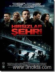hırsızlar şehri (the town) filmi afiş