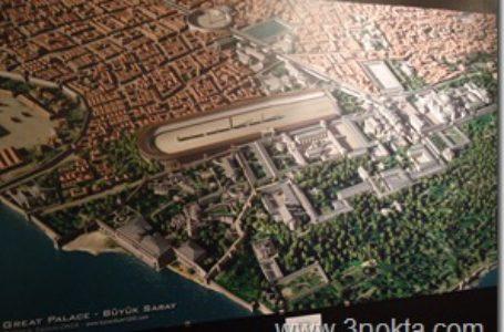 Istanbul daki Bizans Sarayları sergisi, Arkeoloji Müzesi