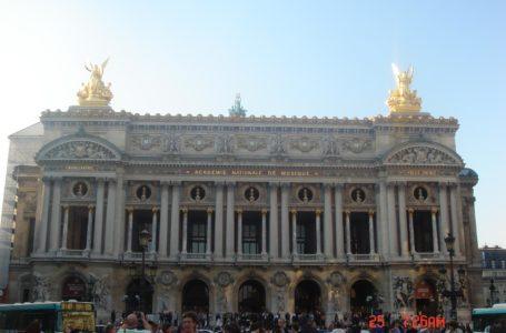 Paris Opera Garnier