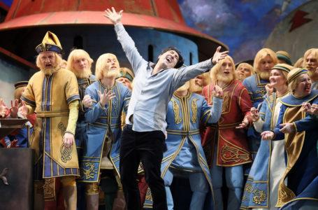 Operanın Haylaz Yönetmeni Bolsoy'da