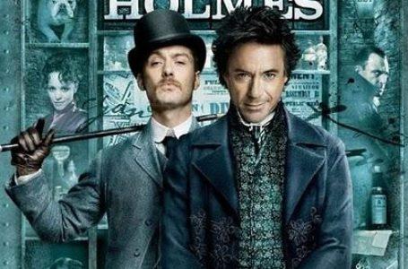 Sinema salonlarından, Sherlock Holmes