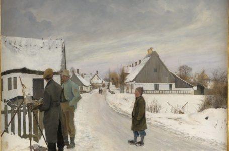 """Danimarka'nın Ressamı """"Ring"""""""