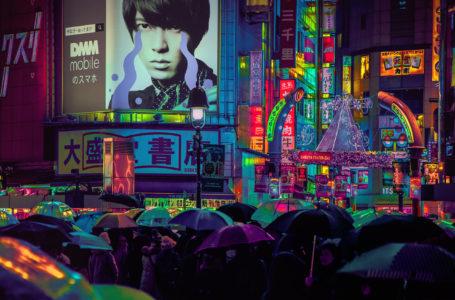 Tokyo ve Liam Wong